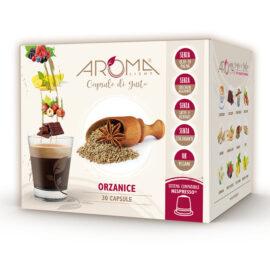 30 capsule di Orzanice - comp. Nespresso - Aroma light