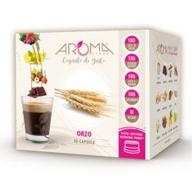 30 capsule di orzo - comp. Lavazza Espresso point - Aroma light