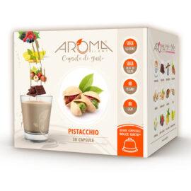 30 capsule di Pistacchio - comp. Nescafè dolce gusto - Aroma light