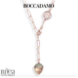 Boccadamo - Collana con pendente piramidale