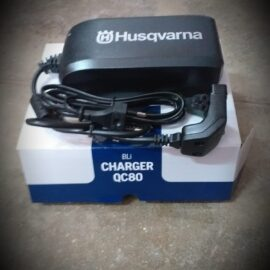 Carica batteria Husqvarna QC80