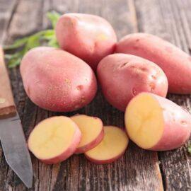 Patata rossa a pasta gialla - 1 q