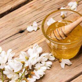 Miele di acacia - 1/2 kg
